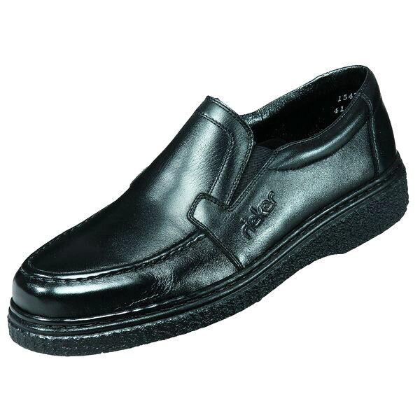 Rieker Schuhe Herren 15470-01+++NEU+++ Schuhe Slipper