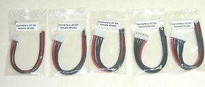 Connecteur-Balance-Batterie-Lipo-2S-3S-4S-5S-6S-7S-8S-JST-XH-2-54mm
