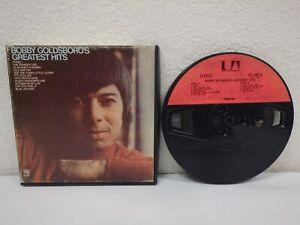 BOBBY-GOLDSBORO-039-S-Greatest-Hits-3-IPS-4-Track-Reel-To-Tape-1970-UA-UST-5502-B