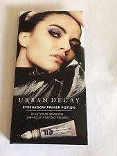 Urban Decay Eyeshadow Primer Potion SAMPLE Card ORIGINAL SIN EDEN ANTI-AGING