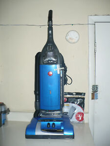 Image Is Loading Hoover Windtunnel Self Propelled Bagged Upright Vacuum U6485900