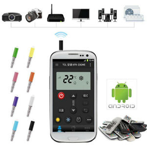Universal-3-5mm-IR-Infrared-Remote-Control-TV-STB-DVD-For-Android-Cell-Phone