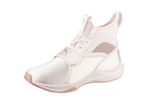 Ep Montante Satin Femmes Baskets 5 Uk Chaussures Taille Puma Perle Phenom wqSH7EE