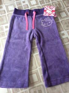 JACADI Colore Blu Scuro Pantaloni Jersey.. 24m//86cm comodo e super morbide Tg