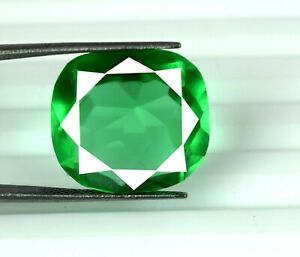 Muzo Colombian Emerald Cushion 17.55 Ct Gems Natural Certified S4104 Gift Offers