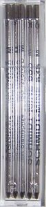 RETRO-51-REF31S-BLACK-INK-PEN-REFILLS-FOR-AGENDA-ELITE-TWIN-OR-DATA-TORNADO-PENS