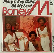 """7"""" 1978 KULT ! BONEY M. :  Mary´s Boy Child ( MINT- )"""