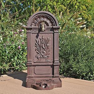 Clgarden Standbrunnen Wasserzapfstelle Wzs6 Gartenbrunnen