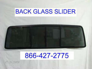 67 72 chevy gmc truck sliding rear window back glass dark tint 4 panel ebay. Black Bedroom Furniture Sets. Home Design Ideas