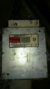 84-86-AMC-JEEP-CJ5-CJ7-YJ-FORD-ECU-ENGINE-COMPUTER-E4FF-12A651-PA-EF-8933001749