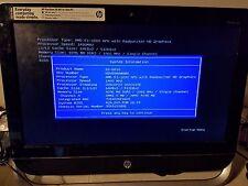 HP Pavilion 20-b010 20in. (, AMD E1-1200, 1.4GHz, 4GB) All-in-One Desktop …