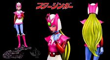 Starzinger (SF西遊記 スタージンガー ) - princess Aurora オーロラ姫 resin statue prepainted !