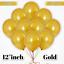 miniature 23 - 50-x-Latex-Plaine-Ballon-Ballons-Helium-Ballons-Mariage-Qualite-Fete-Anniversaire