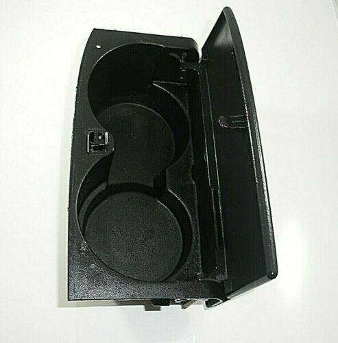 1999 98 00 01 02 1998 Honda Accord Front Console Cup Holder Black OEM Cupholder