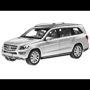 Mercedes Benz X 166 Clase Gl 2012 IRIDIO silver 1 18 Nuevo Emb.orig