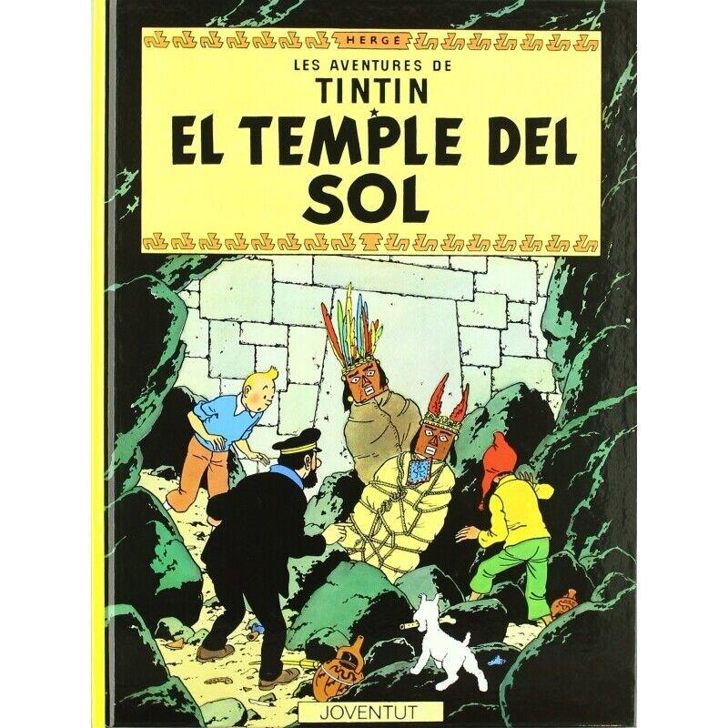 Album The Adventures of Tintin T14 - Prisoners of the Sun Catalan