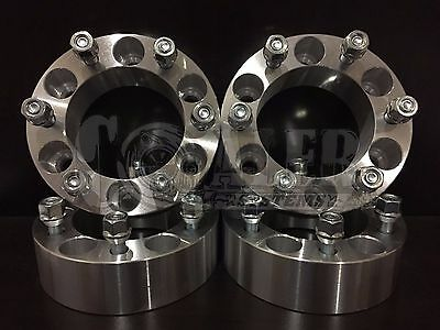 For Ford F150 F-150 Expedition 4 Wheel Spacers 87.1MM 6X135 1.5 inch 38mm 14X2.0