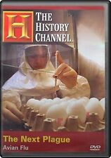 THE NEXT PLAGUE - Avian Flu (DVD) bird A&E AE SEALED history THC NEW