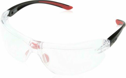 Bolle IRI-S Safety Glasses Cord Clear Bifocal Reading Area Unique Flexibility