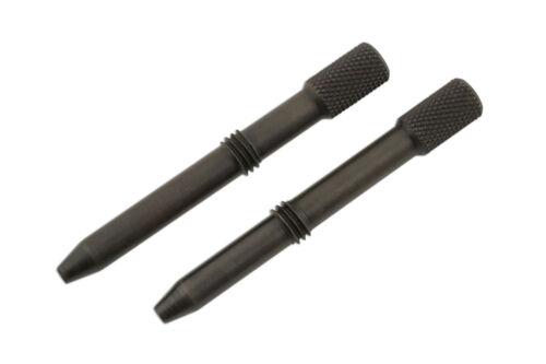Laser 6855 Flywheel Locking Tool pins for Chrysler 2.8 CRD DIESEL Jeep 2.5