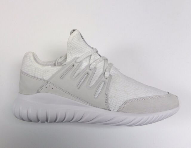 designer fashion 6ba47 0dd91 Adidas Originals Men s TUBULAR RADIAL PRIMEKNIT Shoes White S76714 a