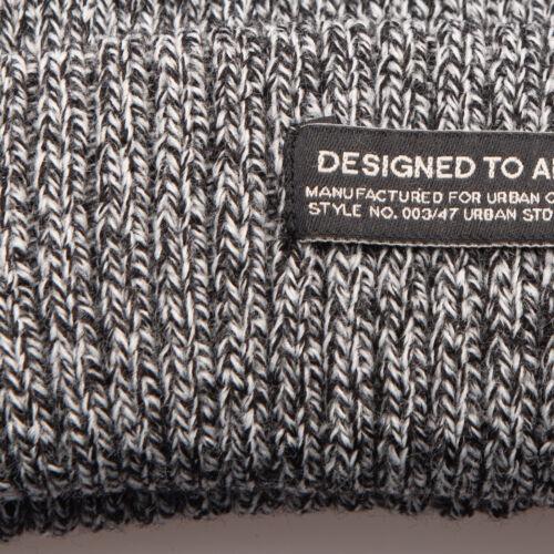Urban Outfitters Hat Côtelé Bonnet Unisexe Taille Unique