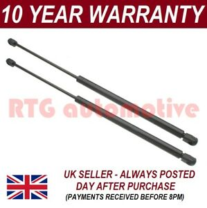 2X-FOR-FORD-FOCUS-MK2-HATCHBACK-2004-2010-GAS-TAILGATE-BOOT-SUPPORT-STRUTS