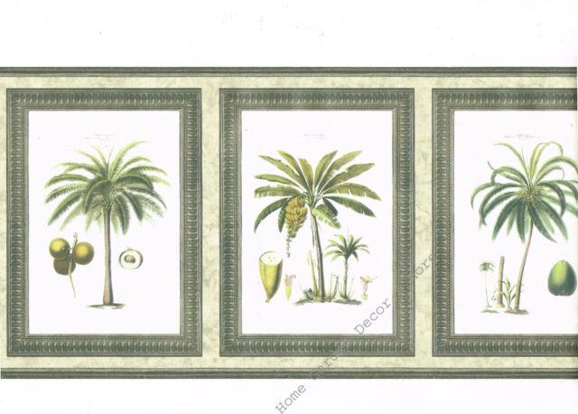 Tropical Tuscan Tuscany Palm Tree