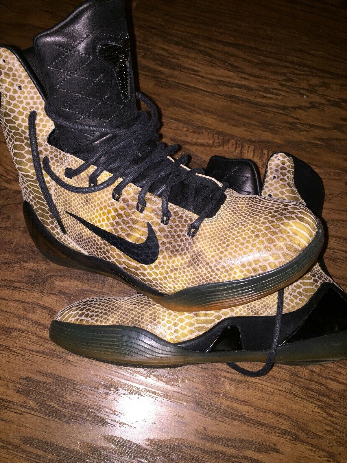 huge discount cb5f7 a0b0a Men s Nike Nike Nike Kobe 9 High Ext QS Snakeskin shoes Size 9.5 716616-001
