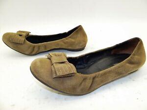 Details zu Paul Green Damen Schuhe Flats Ballerinas Halbschuhe Slipper Gr.40 UK 6,5 Leder