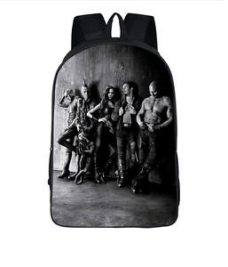 16 Inch Guardians of The Galaxy Backpack Groot School Bag Mochila ... 3e1a208ee7542