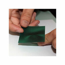 Magnetic Field Viewer Film 5cmx5cm Green Viewing film for magnets 50mmx50mm