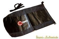 QBag Gepäckrolle - 40L - Vespa Motorrad Scooter Gepäcksack Tasche Gepäckträger
