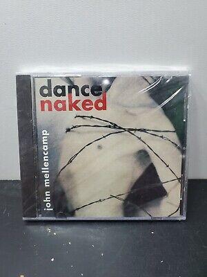 RARE John Mellencamp Dance Naked / Greatest Hits 1994 BOX