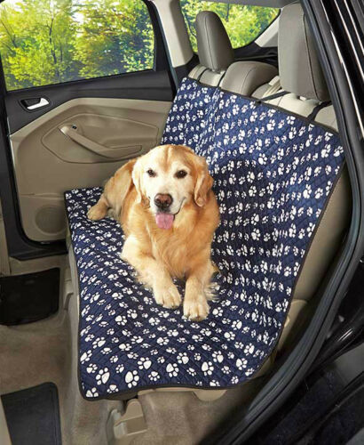 Quilted Car Seat Covers Protect Upholstery Automobile Interior Cover Auto Pets