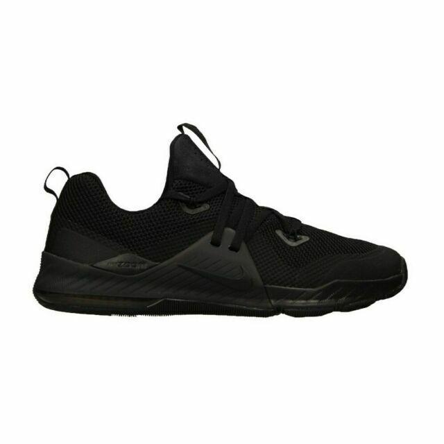 Size 12 - Nike Zoom Train Command Triple Black for sale online | eBay