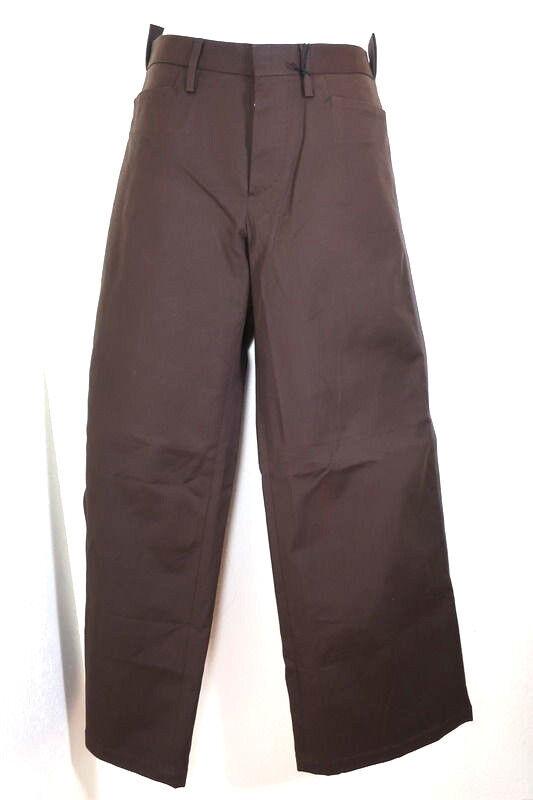 NWT DSQUARED DSQUARED2 Brown Cotton Dress Pants Jeans 40 S - M 6 7 8