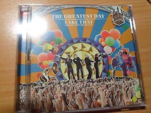 Take That Greatest Day Present The Circus Live Live Recording 2009 602527235608 Ebay