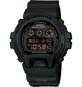 7c50f049d75e Casio G-Shock Digital Mens Black Military Inspired Watch DW-6900MS-1 ...