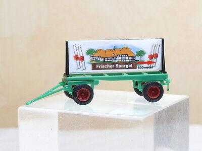 Modellbau Vk Modelle 08700617 Landwirtschaft Schilderwagen Spargel 1:87 Neu Ovp Kaufen Sie Immer Gut