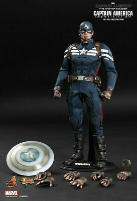 Suit 1//6 Scale Figure Stand Hot Toys Captain America Stealth S.T.R.I.K.E