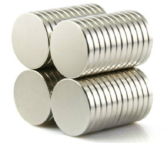 10pcs N50 Super Strong Round Disc Cylinder Magnets 6 x10mm Rare Earth Neodymium♫