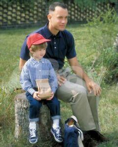 Forrest-Gump-1994-Tom-Hanks-Haley-Joel-Osment-10x8-Photo