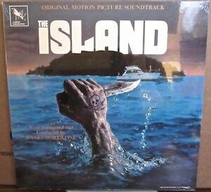 THE-ISLAND-soundtrack-Ennio-Morricone-1980-lp-SEALED