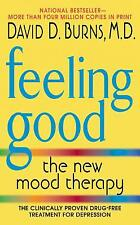 Feeling Good : The New Mood Therapy Vol. 1 by David D. Burns (2008, Paperback, Revised)