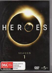 Heroes-Season-1-DVD-2007-7-Disc-Set-PD1
