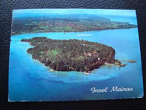 Alemania-Tarjeta-Postal-1989-Isla-Mainau-cy73-Francesa