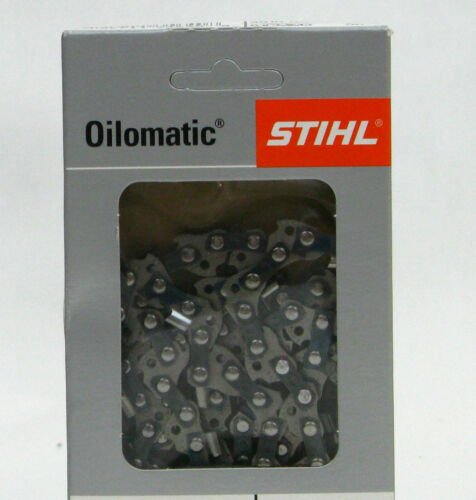 "2 x Sägeketten  Stihl 3610 000 0052-35cm 3//8/""P  1,1mm   52 TG"