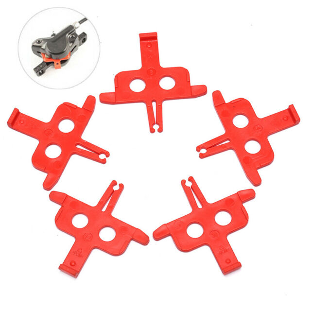 5Pcs Bicycle brake spacer disc brakes oil pressure bike parts cycling accessorS*