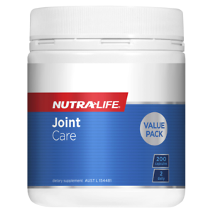 Nutra-Life-Joint-Care-200-Capsules-Glucosamine-Chondroitin-NutraLife